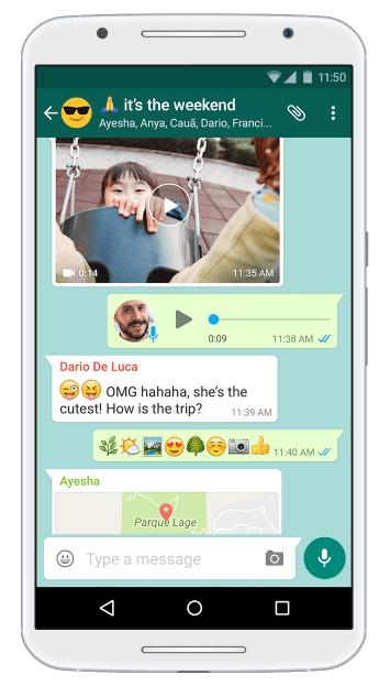 WhatsApp: messaging OTT