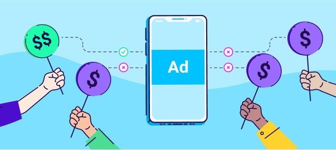 in-app bidding
