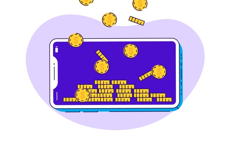 Mobile in-game advertising and revenue